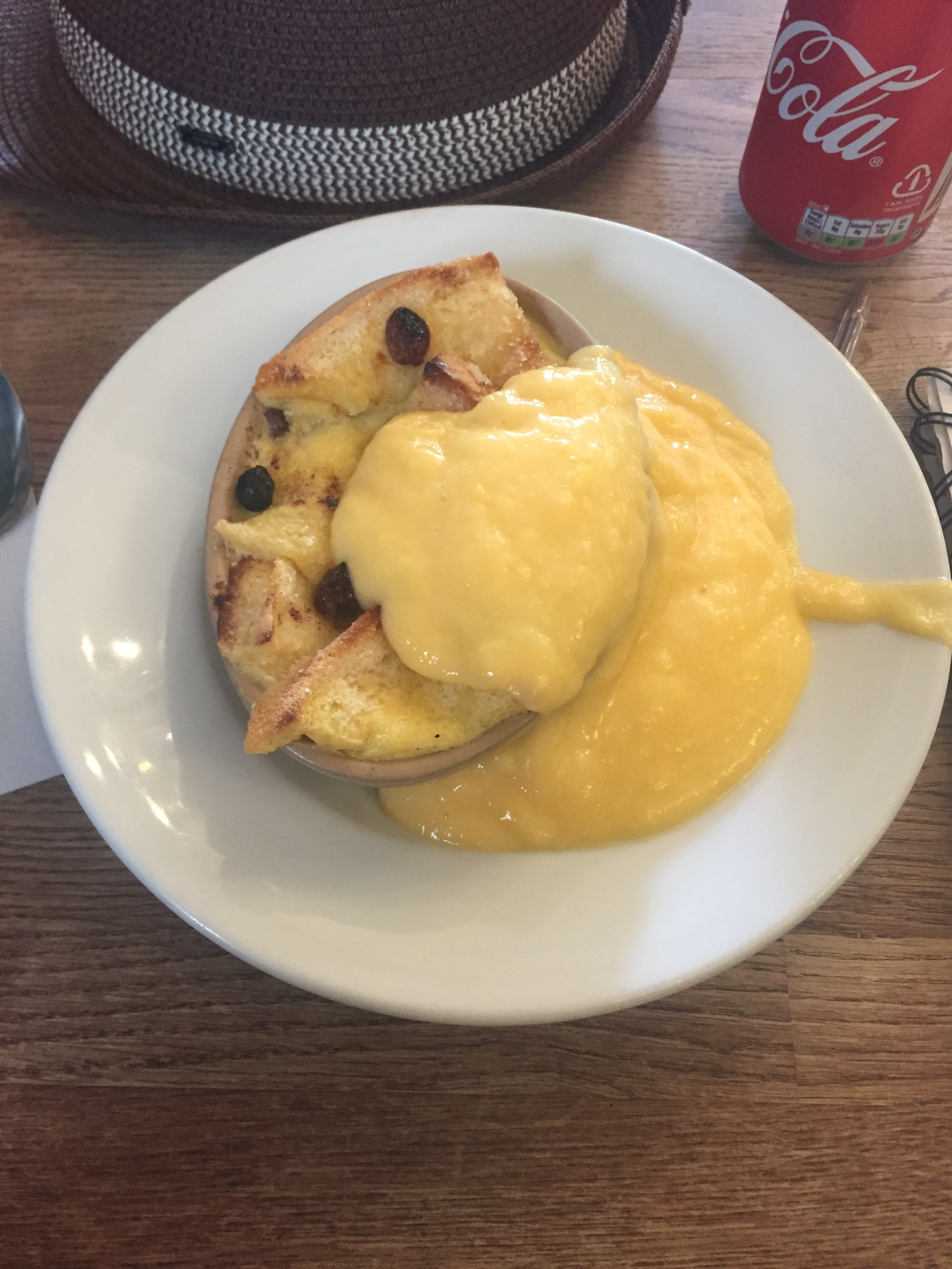thepoetofcuisine : Bread and butter pudding