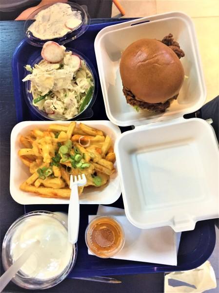 thepoetofcuisine : a fryable feast